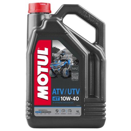 MOTUL Motoröl ATV-UTV 4T 10W40